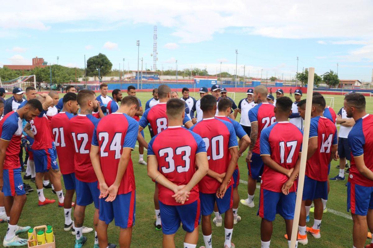Fortaleza se reapresenta visando temporada 2020