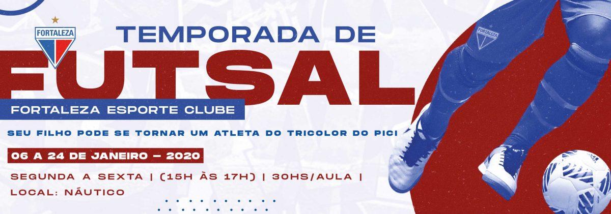 Temporada de Futsal Tricolor