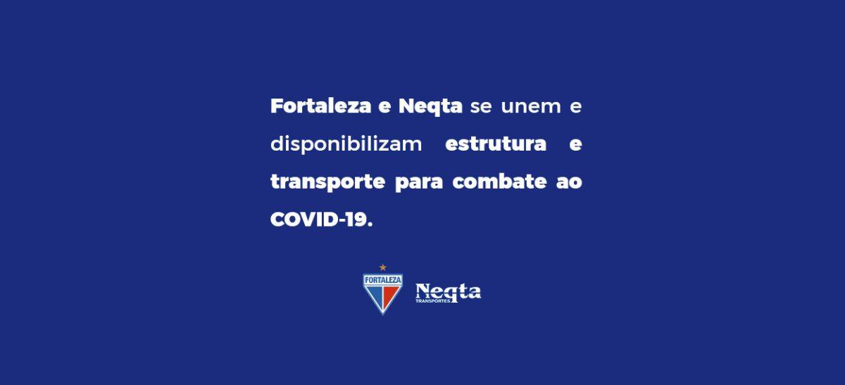 FORTALEZA OFERECE ESTRUTURA PARA COMBATE A COVID-19