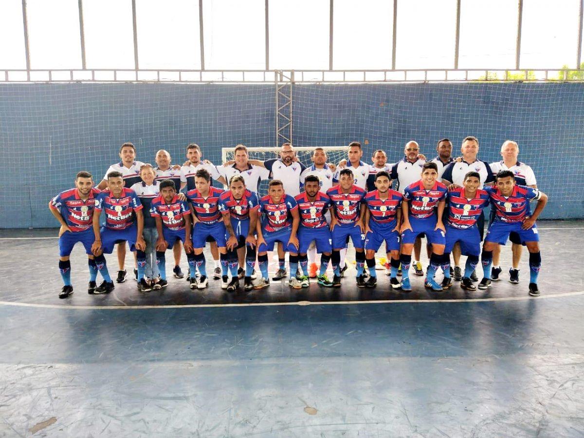 Futsal tricolor goleia e avança à final da Taça Jacarecanga pela primeira vez