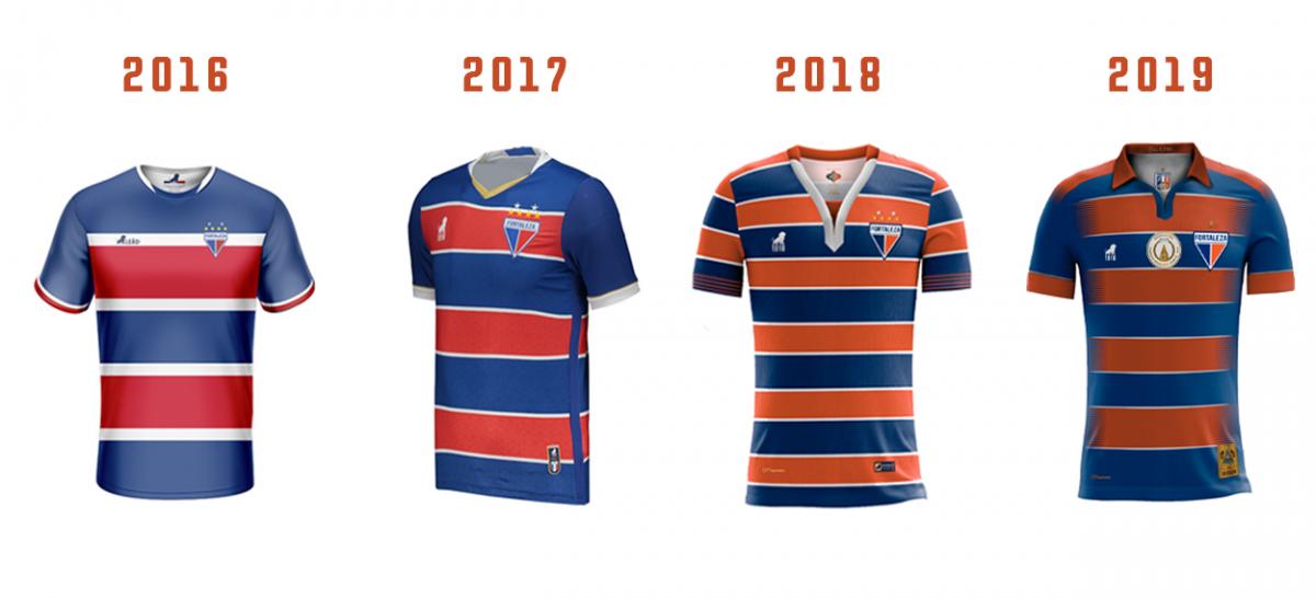 Camisa Tradição – saiba como acontece o processo criativo do uniforme principal do Fortaleza, carro-chefe de vendas de produtos do Leão