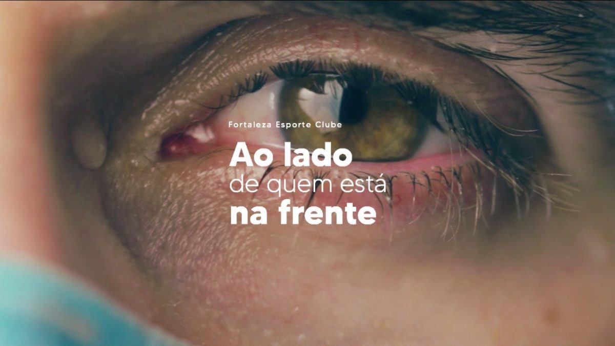 Fortaleza realiza ações em hospitais e faz homenagem a profissionais da área de saúde e saudação a pacientes com Covid-19