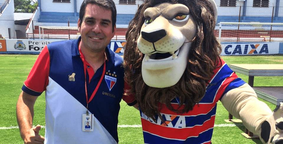 Danilo Grangeiro é o novo gestor de futsal do Fortaleza