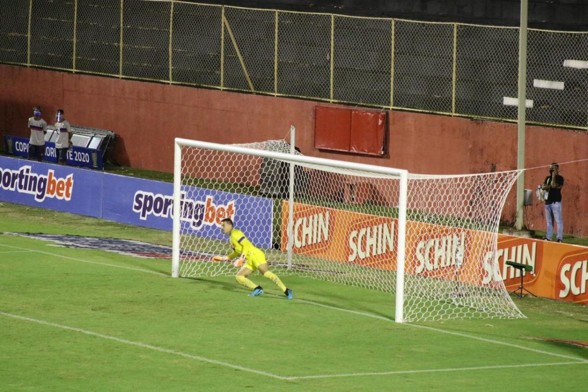 Fortaleza vence o Sport nos pênaltis e vai disputar a semifinal contra o Ceará