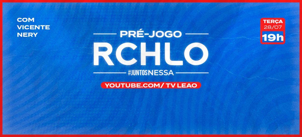 Clássico-rei na TV Leão: Vicente Nery é atração principal do Pré-jogo Riachuelo #JuntosNessa