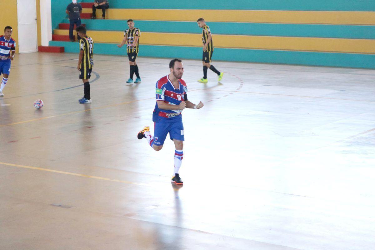 Futsal Adulto: Fortaleza enfrenta o BNB com força máxima pela segunda rodada do Cearense