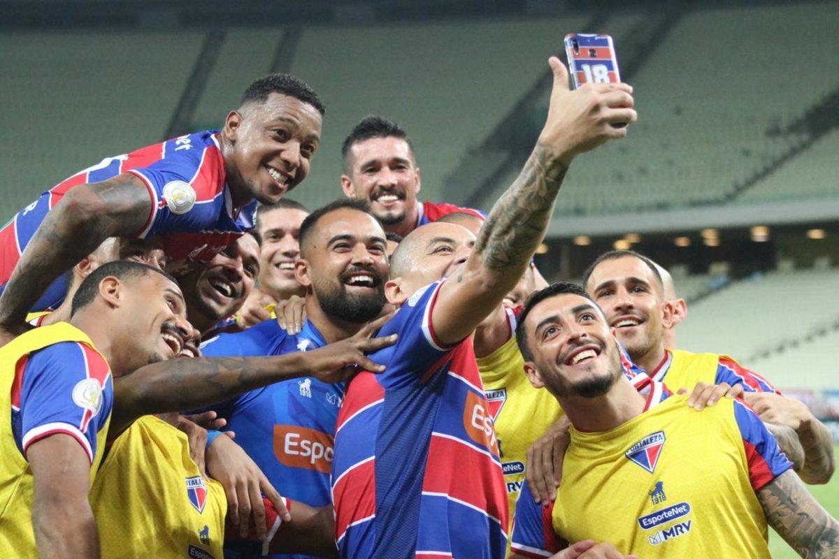 Fortaleza domina e vence o Sport com gol de Wellington Paulista