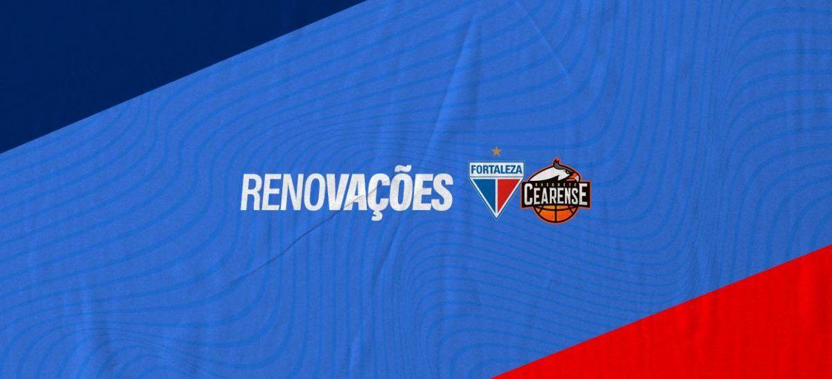 Fortaleza Basquete Cearense renova com sete atletas para o NBB 2020/2021. Jogadores se reapresentam no início de outubro