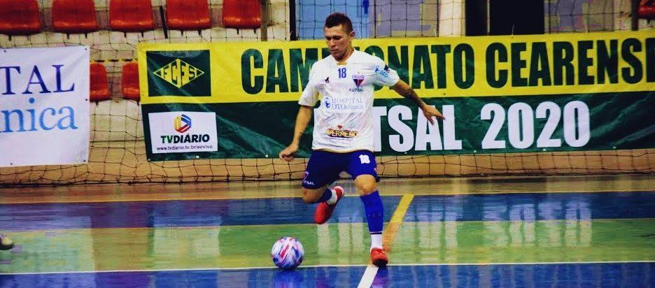 Futsal Adulto: Fortaleza encara Pague Menos pela 8ª rodada do Cearense
