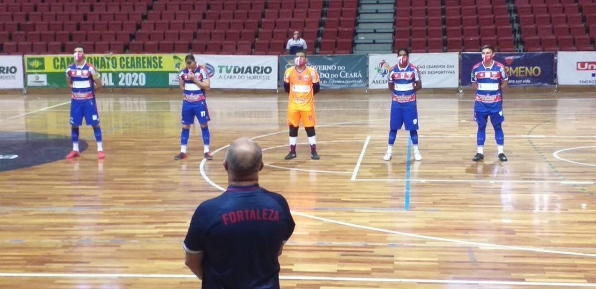 Futsal Adulto: Fortaleza conquista empate heróico diante do BNB pela 7ª rodada do Cearense