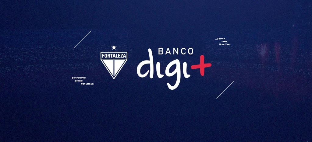 Fortaleza e Banco Digi+ juntos mais uma vez