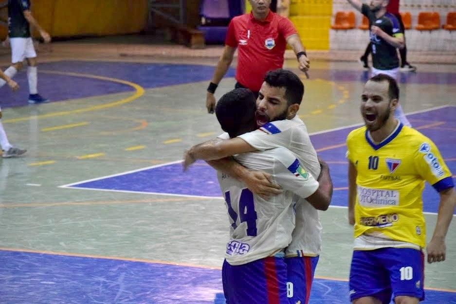 Futsal Adulto: Fortaleza encara Pacajus nas quartas de final do Cearense neste domingo